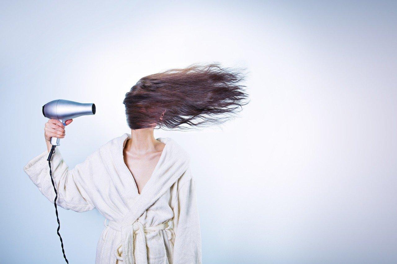 eviter seche cheveux